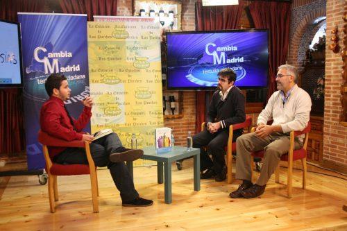 Entrevista a los autores de Huellas de Gigantes – Canal 33